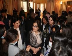 الدار البيضاء اليوم  - رسائل دعم من باحثات علوم الفضاء للمرأة العربية في إكسبو 2020 دبي