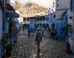 الدار البيضاء اليوم  - السياحة في مدينة تافراوت المغربية تتأثر بالوضع الوبائي في البلاد