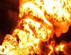 الدار البيضاء اليوم  - حريق في إحدى محطات ميناء بندر عباس جنوبي إيران يتسبب في قطع الكهرباء عن بعض أحياء المدينة