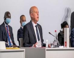 الدار البيضاء اليوم  - نجلاء بودن تعلن عن أعضاء الحكومة أمام رئيس الجمهورية التونسية