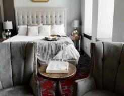 الدار البيضاء اليوم  - ديكورات لافتة في غرفة نوم الفتاة لمنزل عصري
