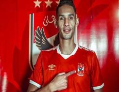 الدار البيضاء اليوم  - اللاعب المغربي بدر بانون يلتحق بتدريبات الاهلي المصري