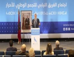 الدار البيضاء اليوم  - عزيز أخنوش  يتخلف عن ترؤس أولى دورات مجلس جماعة أكادير بسبب مهامة الخارجية